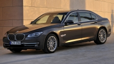 Фото экстерьера BMW 7-series 740Li xDrive Базовая