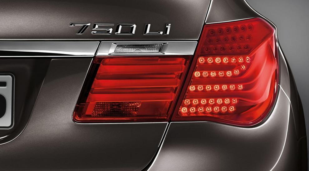 Фото экстерьера BMW 7-series
