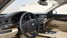 Фото салона BMW 7-series 750d xDrive Базовая