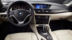 Фото салона BMW X1 / дизельный / 2.0л. / 150л.с.