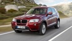 Фото экстерьера BMW X3 / бензиновый / 2.0л. / 245л.с.