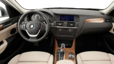 Фото салона BMW X3 (БМВ Х3) / xDrive Базовая<br><span> 2.0 / 245&nbsp;л.с. / Автомат&nbsp;(8&nbsp;ст.) / Полный привод</span>