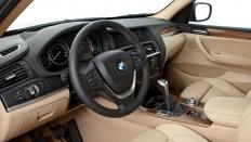 Фото салона BMW X3 / бензиновый / 2.0л. / 245л.с.