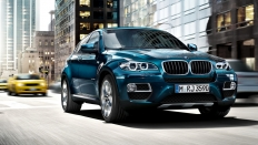 Фото экстерьера BMW X6 / дизельный / 3.0л. / 313л.с.