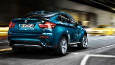 Фото экстерьера BMW X6 40d Базовая