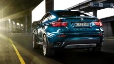 Фото экстерьера BMW X6