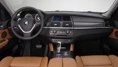 Фото салона BMW X6 40d M Sport Локальная сборка