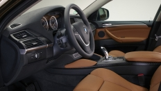 Фото салона BMW X6 / дизельный / 3.0л. / 313л.с.