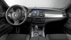 Фото салона BMW X6