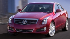 Фото экстерьера Cadillac ATS 2.0T RWD, AT, Performance