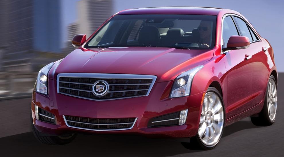 Фото экстерьера Cadillac ATS