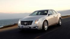 Фото экстерьера Cadillac CTS RWD