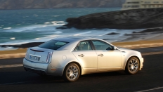 Фото экстерьера Cadillac CTS / полный привод