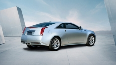 Фото экстерьера Cadillac CTS купе / полный привод
