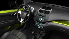 Фото салона Chevrolet Spark