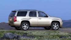 Фото экстерьера Chevrolet Tahoe (Шевроле Тахо) / LTZ<br><span> 5.3 / 325л.с. / Автомат(6ст.) / Полный привод</span>