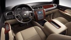 Фото салона Chevrolet Tahoe (Шевроле Тахо) / LTZ<br><span> 5.3 / 325л.с. / Автомат(6ст.) / Полный привод</span>