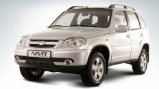 Фото экстерьера Chevrolet Niva GLS