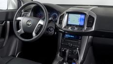 Фото салона Chevrolet Captiva / механика
