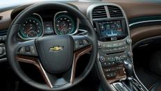 Фото Chevrolet Malibu