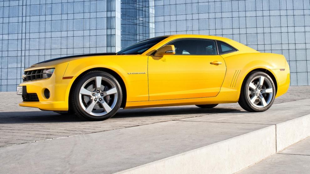 Фото Chevrolet Camaro