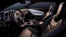 Фото салона Chevrolet Camaro