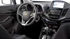 Фото салона Chevrolet Orlando LS