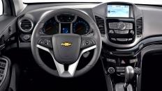 Фото салона Chevrolet Orlando (Шевроле Орландо) / LTZ<br><span> 1.8 / 141л.с. / Автомат(6ст.) / Передний привод</span>