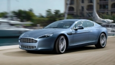 Фото экстерьера Aston Martin Rapide