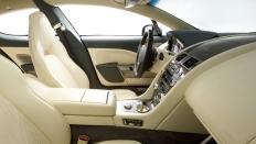 Фото салона Aston Martin Rapide