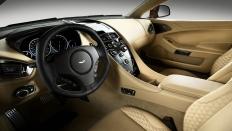 Фото салона Aston Martin Vanquish