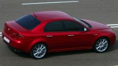 Фото экстерьера Alfa Romeo 159 седан