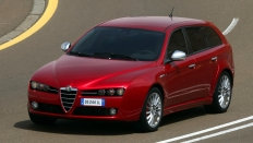 Фото экстерьера Alfa Romeo 159 Medium