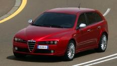 Фото экстерьера Alfa Romeo 159 / бензиновый / 1.8л. / 140л.c.