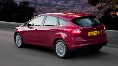 Фото экстерьера Ford Focus (Форд Фокус) Хэтчбек / SYNC Edition<br><span> 1.6 / 105л.с. / Автомат(6ст.) / Передний привод</span>