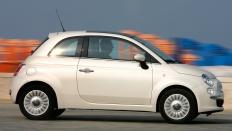 Фото экстерьера Fiat 500 / бензиновый / 1.4л. / 100л.с.