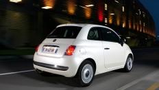 Фото экстерьера Fiat 500 Pop