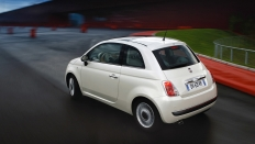 Фото экстерьера Fiat 500 / механика