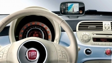 Фото салона Fiat 500 Pop