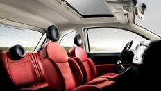 Фото салона Fiat 500 (Фиат 500) / Lounge<br><span> 1.4 / 100л.с. / Механика(6ст.) / Передний привод</span>