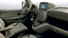 Фото салона Fiat Doblo Panorama (Фиат Добло Панорама) / Active+<br><span> 1.4 / 77л.с. / Механика(5ст.) / Передний привод</span>