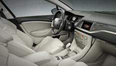 Фото салона Citroen C5 седан / дизельный / 2.0л. / 138л.с.