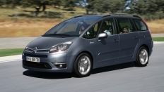 Фото экстерьера Citroen Grand C4 Picasso Exclusive