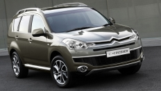 Фото экстерьера Citroen C-Crosser Confort