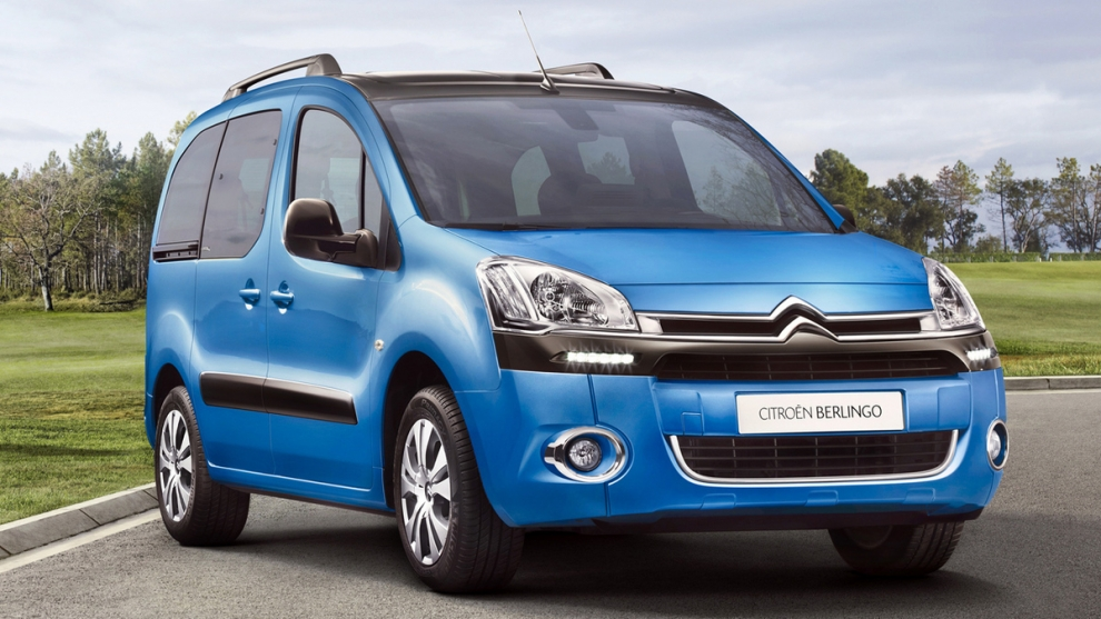 Фото Citroen Berlingo Multispace
