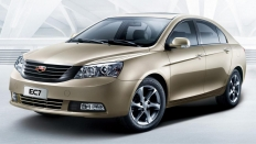 Фото Geely Emgrand седан
