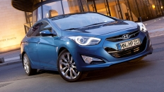 Фото экстерьера Hyundai i40 седан Lifestyle Plus