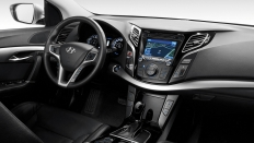 Фото салона Hyundai i40 седан / бензиновый / 1.6л. / 135л.с.