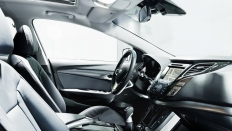 Фото салона Hyundai i40 (Хендай Ай 40) Седан / Active<br><span> 1.7 / 141&nbsp;л.с. / Автомат&nbsp;(7&nbsp;ст.) / Передний привод</span>