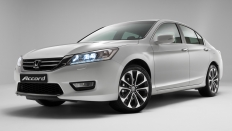 Фото экстерьера Honda Accord